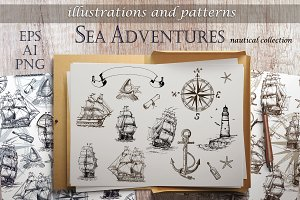 Sea Adventures Collection