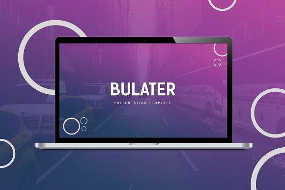 Bulater Creative Keynote