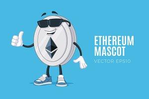 Ethereum Mascot