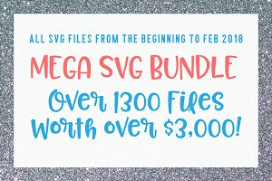 SVG Bundle SVG Files for Cricut