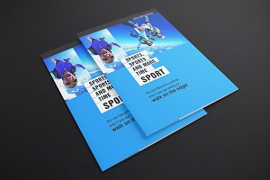 [-40%] Postcard / Flyer Mock-up