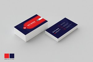 Business Card Template 17