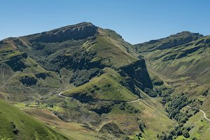 Mountains and Valleys of Cantabria