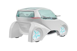 Car future electric