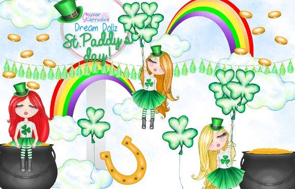 Dream Dollz Paddy's Day