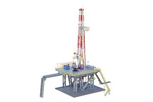 Land rig drilling