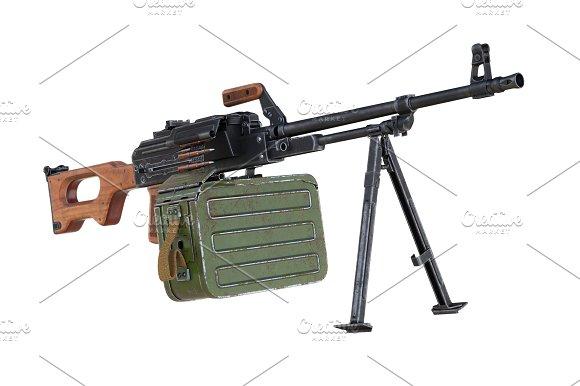 Gun Machine Machinegun