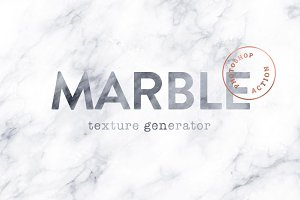 Marble Texture Generator Action