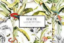 HAUTE - Luxury Pattern