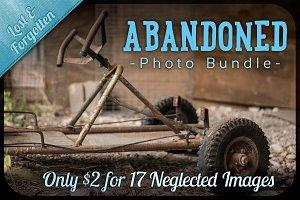 Abandoned Photo Bundle