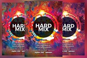 Hard Mix Flyer