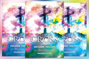 The Radical Cross Flyer