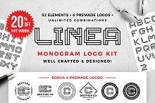 LINEA Monogram Logo Kit