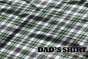 Dad's Shirt