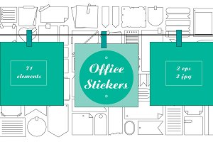 Office Stickers