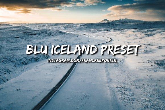 Blu Iceland