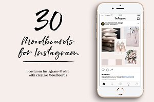 Mood Board Bundle for Instagram