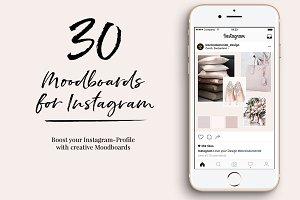 Mood Board Bundle for Instagram