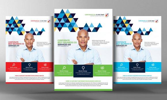 Social Media Management Flyer