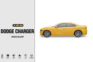 Dodge Charger MockUp