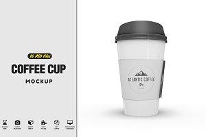 Coffee Cup Vol.1Mockup