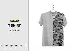 T-shirt Vol.2 Mockup