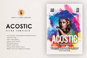 Acostic Remix