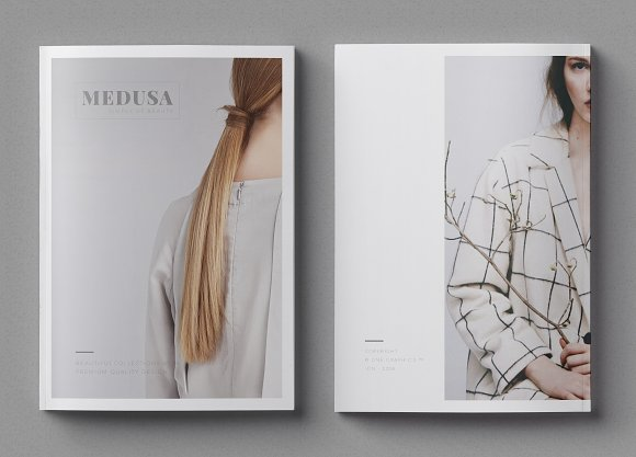 MEDUSA Lookbook Magazine Fashion