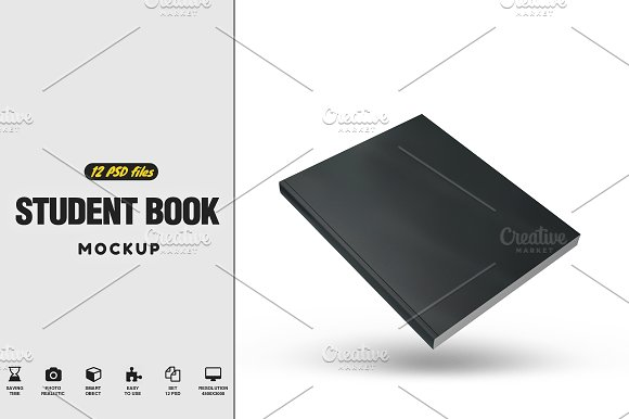 Student Book Mock-up