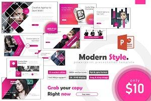 Modern Style Powerpoint