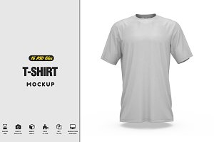 14 T-Shirt Mock-up
