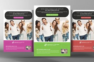 Business Flyer Digital Marketing