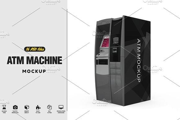 ATM Mockup