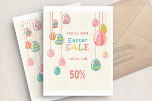Easter sale special offer
