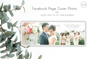 Facebook Cover Template