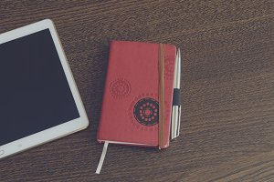 Tablet and notebook 1
