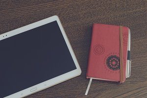 Tablet and notebook 2