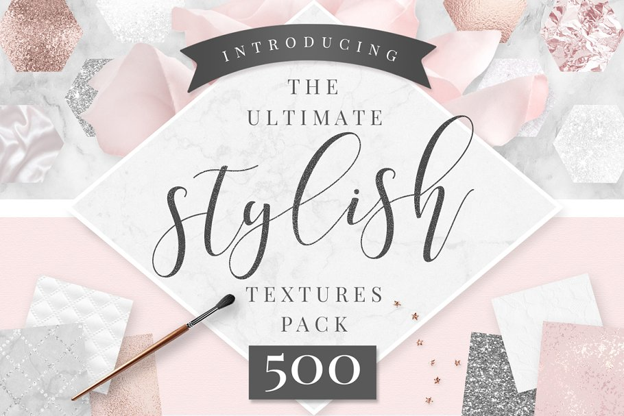 The Ultimate Stylish Textures Pack