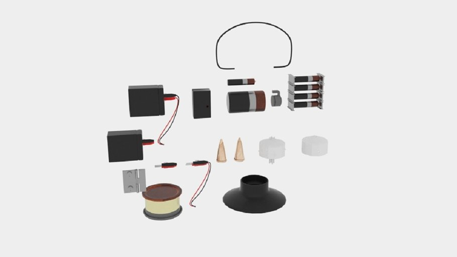 Electronic Parts Packs