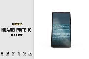 Huawei Mate 10 Vol.2 Mockup