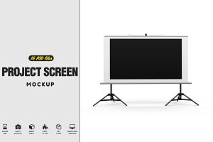 Project Screen Mockup