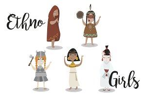 Ethno girls