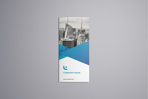 Trifold Business Brochure V803