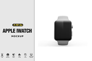 Apple iWatch MockUp