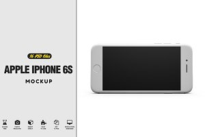 Apple iPhone 6s MockUp