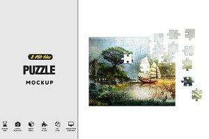 Puzzle MockUp