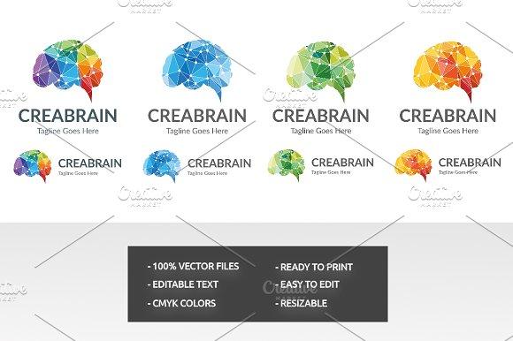All In One Crea Brain Logo