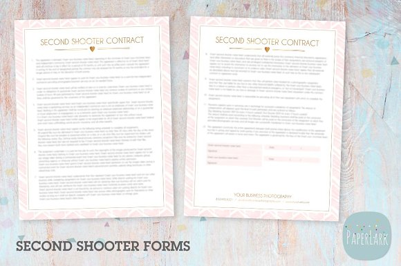 NG042 Second Shooter Contract