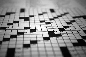 Crossword Up Close
