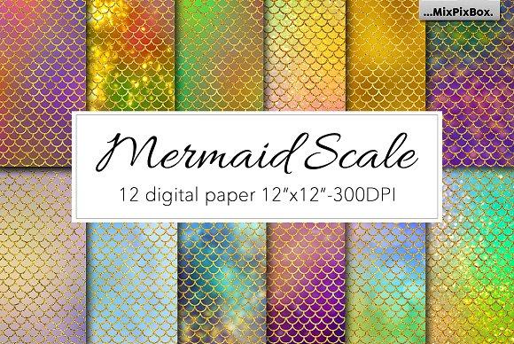 Mermaid Scale